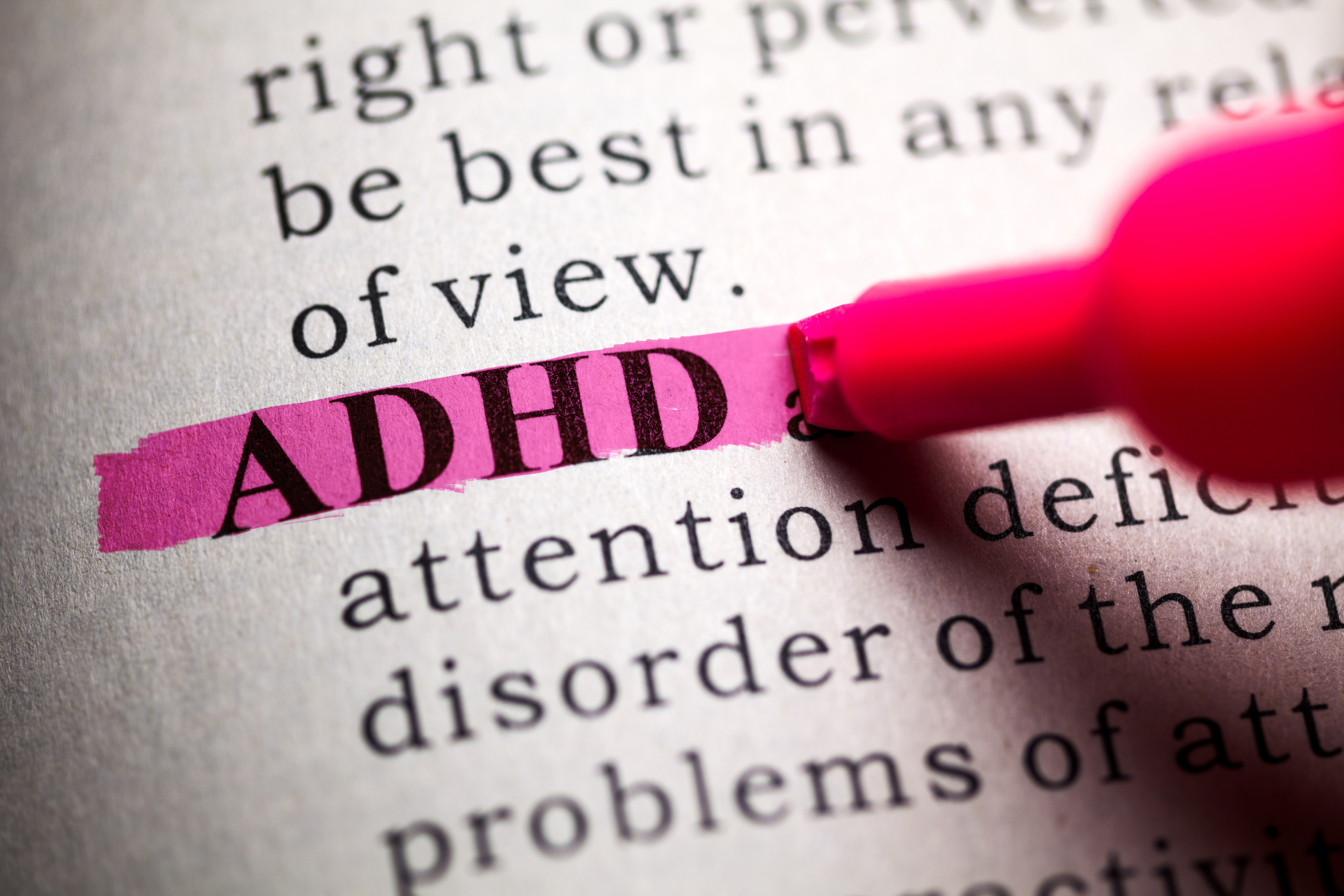 National ADHD Awareness Month
