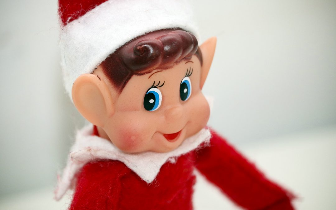 Elf on the Shelf Doctor's Note