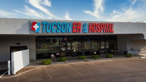 Tucson ER & Hospital Building